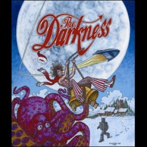 The Darkness - Christmas Time (Don't Let the Bells End) DVD - CD - Digi CD + DVD