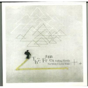 the frames - falling slowly ACETATE CD - CD - CDr