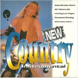 The Full Moon Guitars - New Country (Instrumental) CD