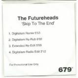 the futureheads - skip to the end ACETATE CD
