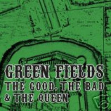 The Good The Bad & The Queen - Green Fields Blur PROMO CD