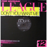 The Human League - Don't You Want Me (Special Extended Dance Mix) / L