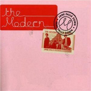 The Modern - Jane Falls Down PROMO CD - CD - Album