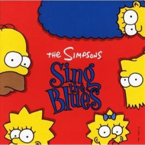 The Simpsons - Sing The Blues CD - CD - Album
