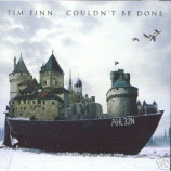 Tim Finn - Could΄t Be Done RADIO MIX Euro promo CD