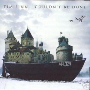Tim Finn - Could΄t Be Done RADIO MIX Euro promo CD - CD - Album