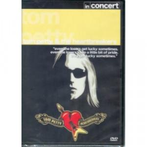 Tom Petty & the Heartbreakers - In Concert DVD - CD - Digi CD + DVD
