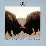 U2 - Best of 1990-2000 DVD 4 Track Promo