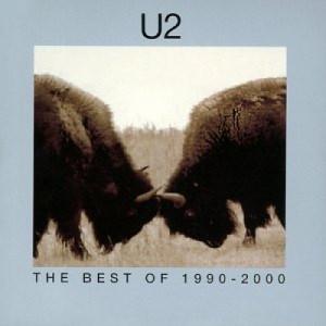 U2 - Best of 1990-2000 DVD 4 Track Promo - CD - Digi CD + DVD