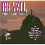 Various Artists - Brazil The Stars - Vol. 2 CD