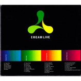 Various Artists - Cream Live 2CD