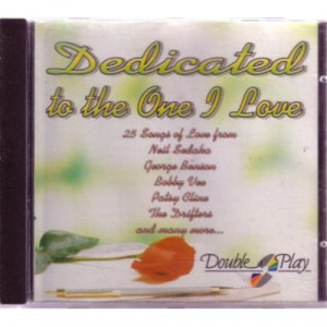 Various Artists - Dedicated To The One I Love CD - CD - Album