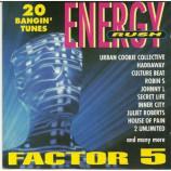 Various Artists - Energy Rush Factor 5 CD