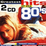 Various Artists - Greatest Hits Of The 80's 2CD
