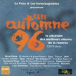 Various Artists  Les Inrockuptibles - Un Automne 96 PROMO CD