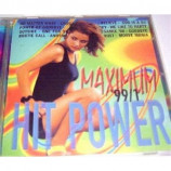 Various Artists - Maximum Hit Power 99-1 CD