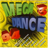 Various Artists - Mega Dance 94 - Vol. 3 CD