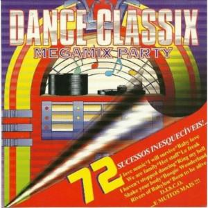 Various Artists - The Ultimate Dance Classix Megamix Party CD - CD - Album