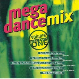 Various - Galaxy Music Ltd 1996 - Mega Dance Mix Volume 1 CD