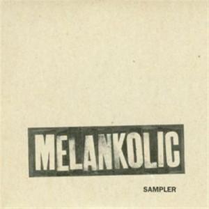 Various - Melankolic Sampler PROMO CD - CD - Album