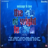 Various - Message To Love ∙ The Isle Of Wight Festival 197