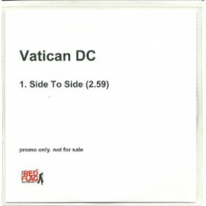vatican dc - side to side ACETATE CD - CD - CDr