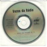 Vozes da Radio - tudo em nome de ti ACETATE CD