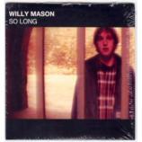 Willy Mason - So Long 2005 Euro 1-track promo CD