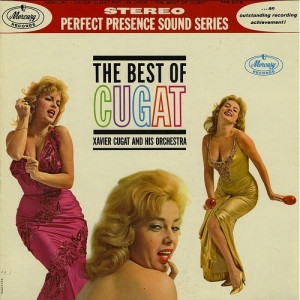 Xavier Cugat And His Orchestra - The Best Of Cugat LP - Vinyl Record - LP
