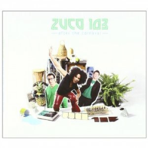 After The Carnaval - Zuco 103 ‎ - CD - Digipack