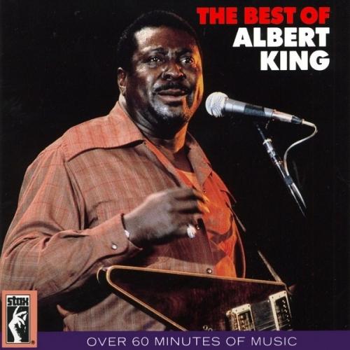 Albert King  -  The Best Of Albert King - CD - Compilation