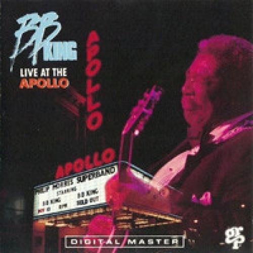 B.B. King  -  Live At The Apollo - CD - Album