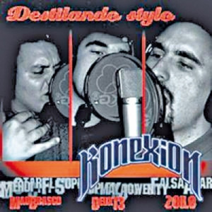 Destilando Stylo - Konexion ‎ - CD - Album