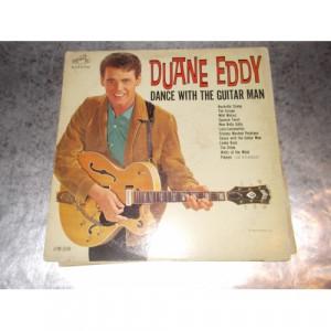 DUANE EDDY - DANCE WITH THE GUITAR MAN - Vinyl - LP