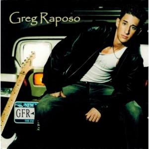 Greg Raposo -  Greg Raposo - CD - Album