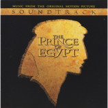 Hans Zimmer ‎–  -  Prince Of Egypt (Music From The Original Motion Picture Sou