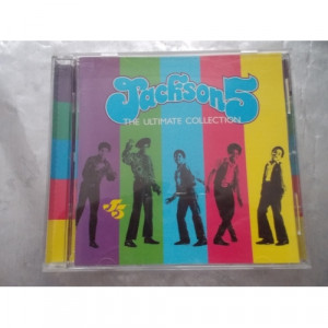 JACKSON5 - THE ULTIMATE COLLECTION - CD - Album