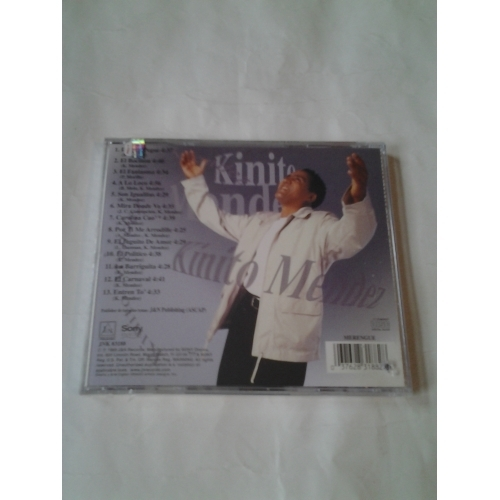 Kinito Mendez  -  Su Amigo - CD - Album