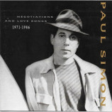 Paul Simon  -  Negotiations And Love Songs (1971-1986