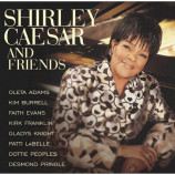 Shirley Caesar ‎ -  Shirley Caesar And Friends