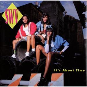SWV  - It's About Time (CD, Album, RE)  - CD - Album