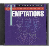 The Temptations -  Compact Command Performances (17 Greatest Hits)