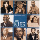 Various - Martin Scorsese Presents The Blues Sampler (CD, Comp, Promo)