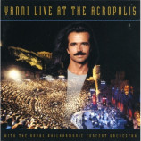 Yanni (2) With The Royal Philharmonic Concert Orch -  Live At The Acropolis