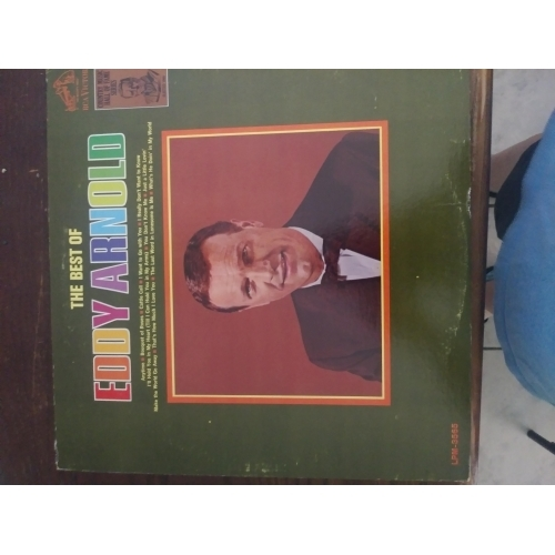 Eddy Arnold - The Best Of Eddy Arnold - Vinyl Record - LP