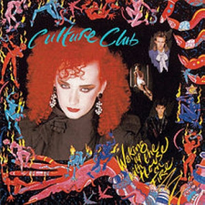 Culture Club - Waking Up With The House On Fire - Vinyl - LP