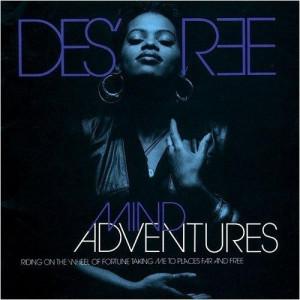 Des'ree - Mind Adventures - Vinyl - LP