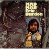 Eric Burdon ‎ - Mad Man