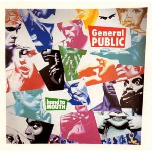 General Public  - Hand To Mouth - Vinyl - LP