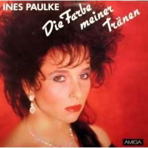 Ines Paulke  - Die Farbe Meiner Tränen - Vinyl - LP